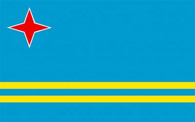 Aruda World Flag