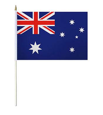 Australia Hand Waver Flag