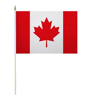 Canada Hand Waver Flag