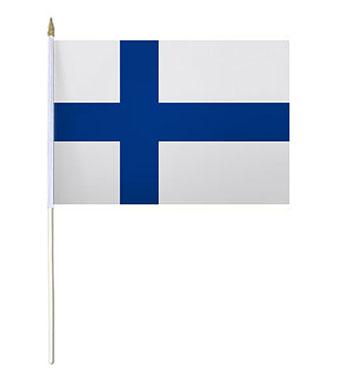 Finland Hand Waver Flag