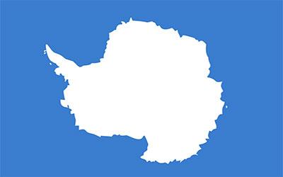 Australian Antarctica Flag