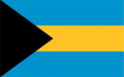 Bahamas National Flag 150 x 90cm