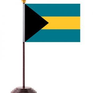 Bahamas Table Flag