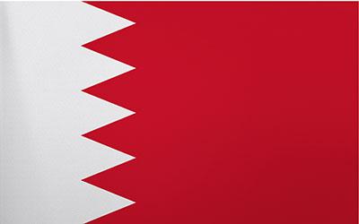 Bahrain National Flag 150 x 90cm