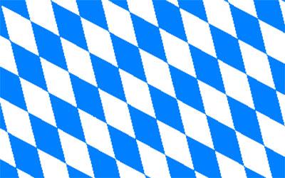 Bavaria National Flag 150 x 90cm