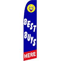 Best Buys Swooper Flag