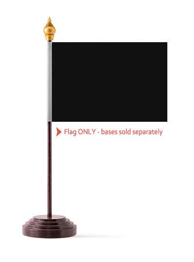 Black Table Flag