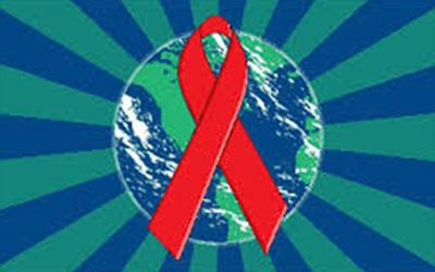 Aids Flag 150 x 90cm