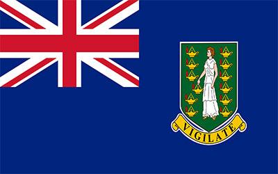 British Virgin Islands National Flag 150 x 90cm