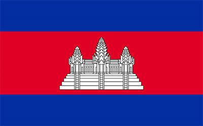Cambodia Trilobal Flag - Heavy Duty 180 x 90cm