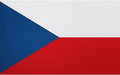 Czech Republic Trilobal Flag - Heavy Duty 180 x 90cm