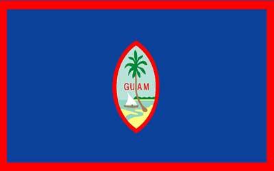 Guam State Flag - 150 x 90cm