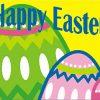 Happy Easter Egg Flag