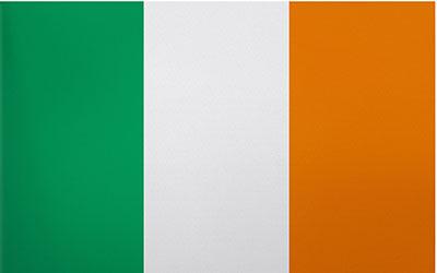 Ireland Trilobal Flag - Heavy Duty 180 x 90cm