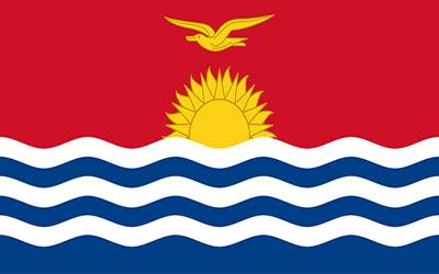 Kiribati Flag 150 x 90cm