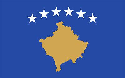 Kosovo National Flag