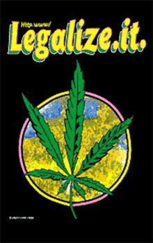 Legalize It Flag