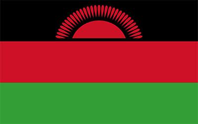 Malawi National Flag 150 x 90cm