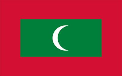 Maldives National Flag 150 x 90cm