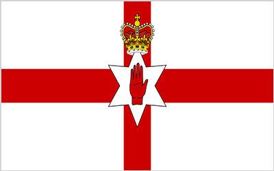Northern Ireland Flag 150 x 90cm