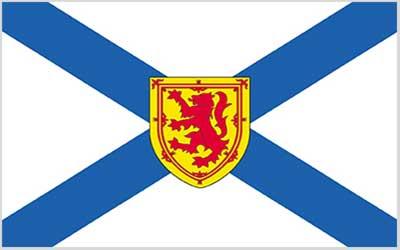 Nova Scotia State Flag - Canada 150 x 90cm