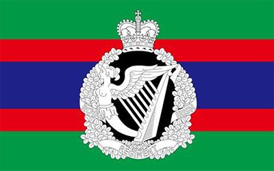 Royal Irish Regiment Flag 150 x 90cm