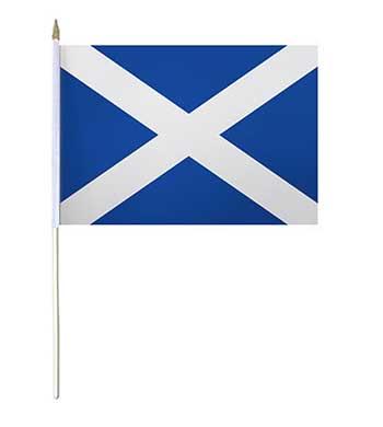 Scotland Hand Waver Flag