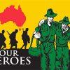 Aussie Soldier Heroes