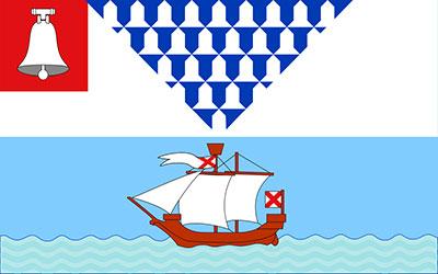 Belfast Flag 150 x 90cm