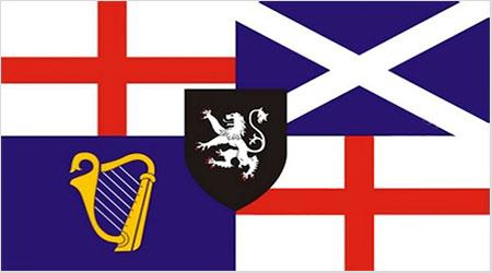 Lord Protectors Flag 150 x 90cm