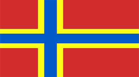 Orkney Flag 150 x 90cm