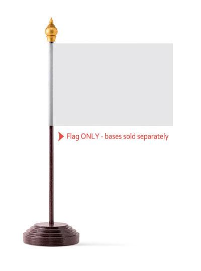 White Table Flag